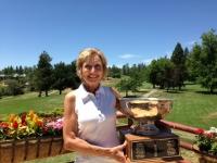 Sandy Hansen - Captains Cup 18