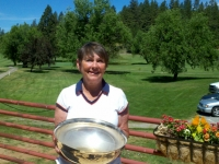 Sandy Osterholt - Captains Cup 9