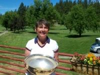 Sandy Osterholt - Captains Cup 9