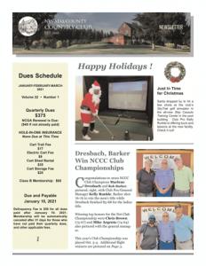 Winter Newsletter 2020